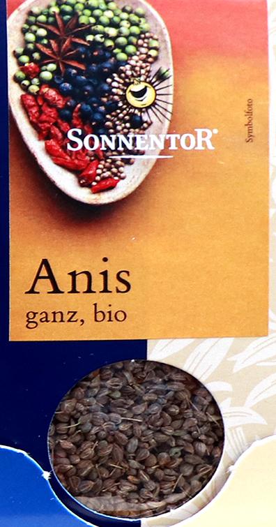 アニスドイツ語