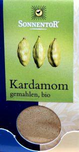 カルダモン ドイツ語