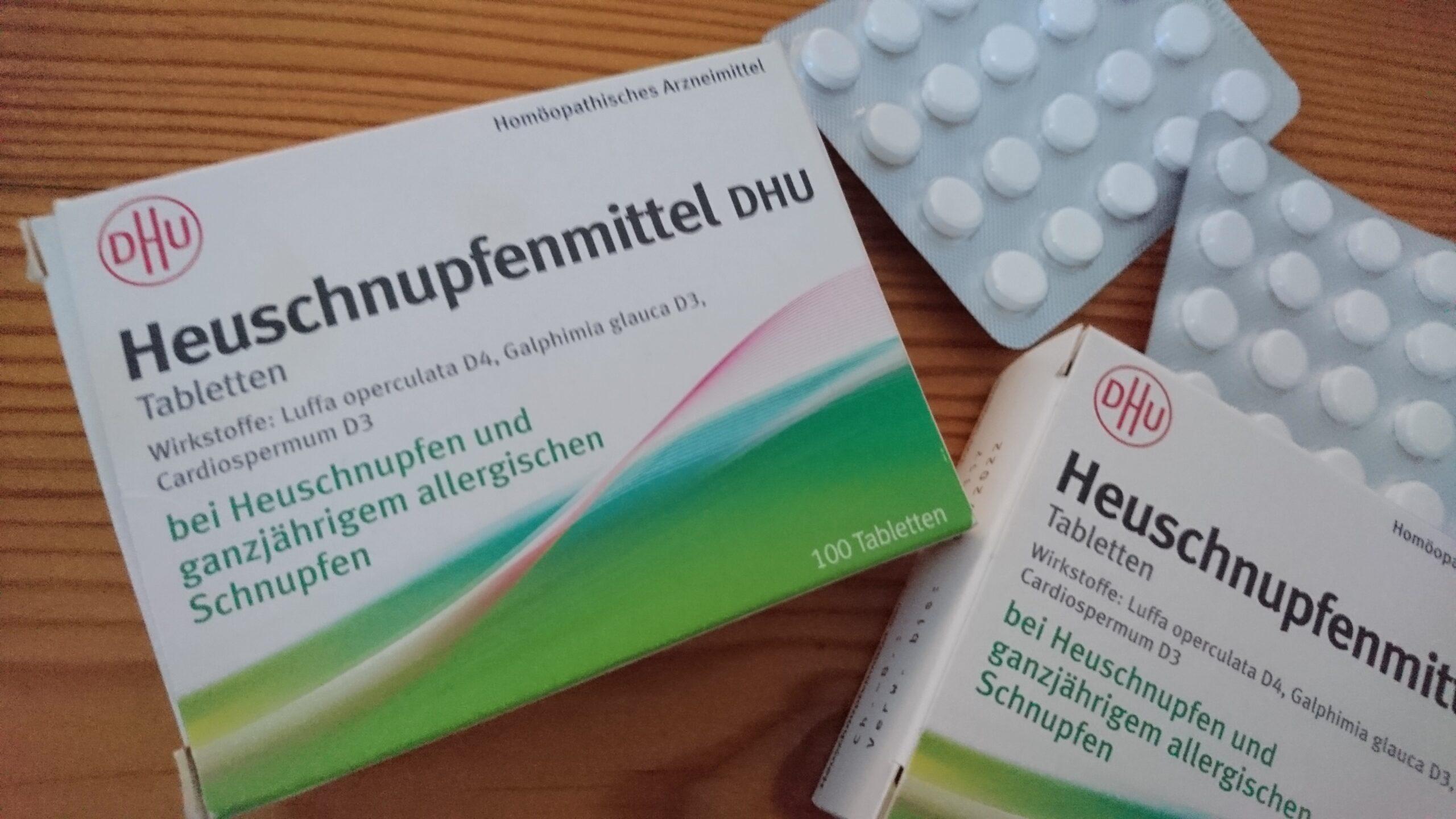 花粉症ホメオパシーの薬
